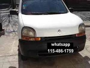 Renault Kangoo Express RL DSL Da Aa usado  kms