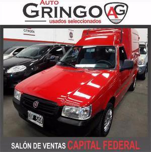 Fiat Fiorino Furgón Fire usado  kms