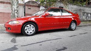 Honda Civic 1.6 EX Coupé usado  kms