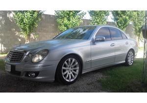 Mercedes Benz E entrega, saldo facilidades.