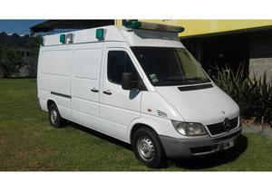 Mercedes Benz Sprinter $ entrega, saldo facilidades