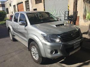 Toyota Hilux 3.0 4x2 SRV TDi DC usado  kms
