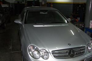 Mercedes Benz CLK 350 Elegance Coupé Aut usado