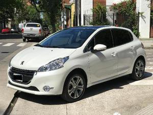 Peugeot 208 Feline 1.6 N 5P Pack Cuero usado  kms