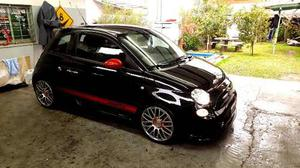 Fiat 500 Abarth 1.4T As.Racing Cuero (135cv)
