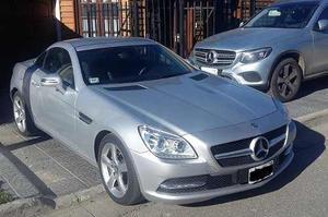 Mercedes Benz Clase SLK 200 CGI Blue Efficiency AT Roadster