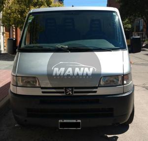 PEUGEOT BOXER 1.9 DIESEL  Mann Automotores