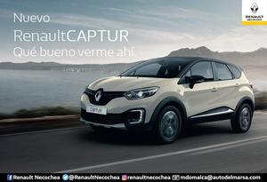 Renault CAPTUR Intens 2.0 Que bueno verme ahí