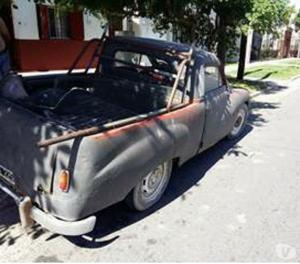Vendo DKW -Auto Union- Negociable