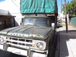 Dodge D100 Pick up deluxe