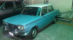 Fiat  Modelo , Sedan 4 Puertas