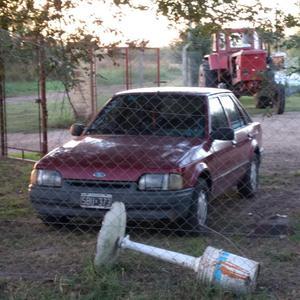 Ford Escort Ghia Sx