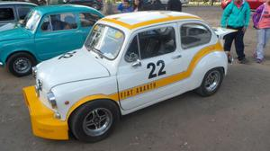 Vendo Fiat 600 Replica Abarth  Tcr