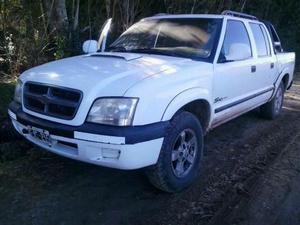 Chevrolet S  DLX 4x4 CS usado  kms