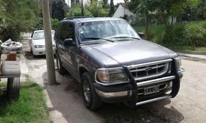 Ford Explorer con GNC