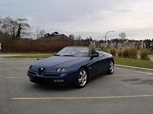 Alfa Romeo Spider 2.2 JTS185 CV usado  kms