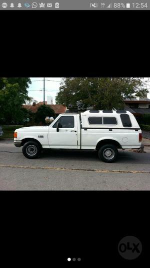 Camioneta Ford F 100 Gnc No Chevrolet