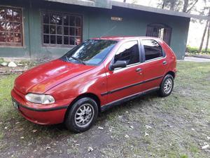 Fiat Palio Modelo 98 con Gnc