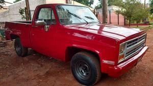 Vendo Chevrolet Custom Diesel 92