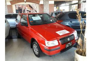 Fiat Uno, , Nafta y GNC