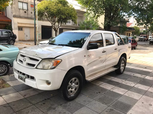 Toyota Hilux Doble Cabina 4x4 Dx 102cv l Dies