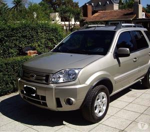 vendo Ford Ecosport  XLT v Plus Cuerognc 1ra mano
