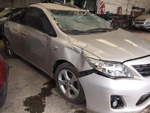Toyota Corolla  Xei  Chocado No Volcado Funcionando