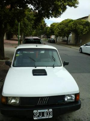 Fiat 147 con Gnc Itv Llantas Iava