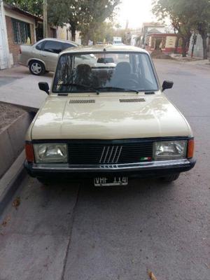 Fiat 128 Super Europa 88