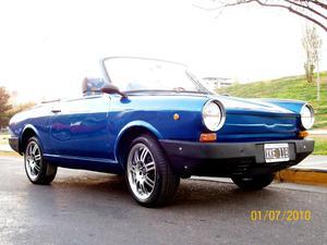 Fiat 800 Spider convertible original