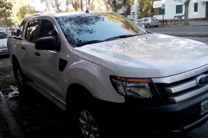 VENDO FORD RANGER XL SAFETY 2.5, IMPECABLE , GNC
