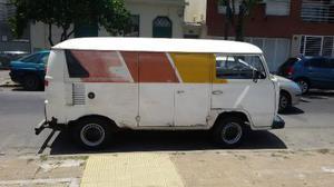 Volkswagen Kombi Furgón usado  kms