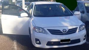 Toyota Corolla  Blanco Manual