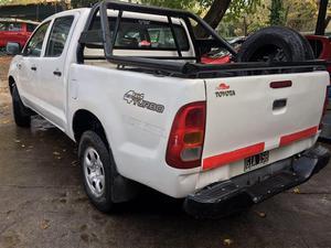 Toyota Hilux 2.5 4x4 DC TD DX
