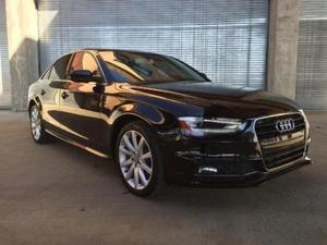 Audi A4 Otra Versión usado  kms