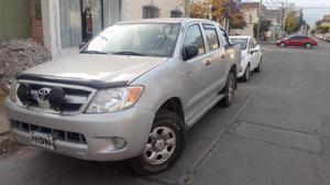 Toyota Hilux 4x4 Turbo  ESCUCHO OFERTAS