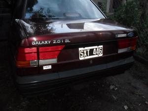 galaxy 2.0 inyeccion con gnc