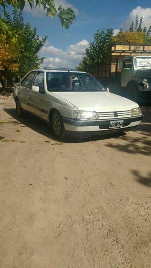 Vendo Peugeot 405