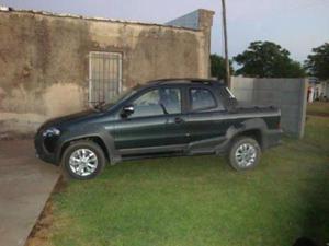 Fiat Strada Adventure C.D 1.6 usado  kms