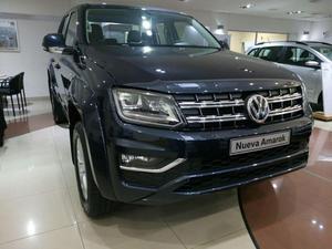 VW Nueva Amarok 0Km financiada cien por ciento de fábrica.