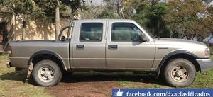 Ford Ranger D/C XL 4x2.