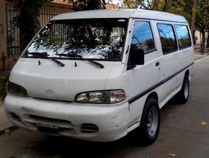 Hyundai H-100 Furgon usado  kms