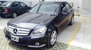 Mercedes Benz Clase C C200 BlueEFFICIENCY Avantgarde MT