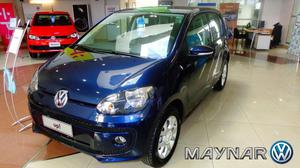 Nuevo VW High UP 5 puertas FINANCIADO 100x100 DE FABRICA!!