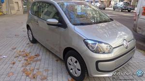 Nuevo VW Up! 5 puertas con financiación de fábrica.