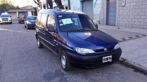 Peugeot Partner Urbana 1.4 p/GNC