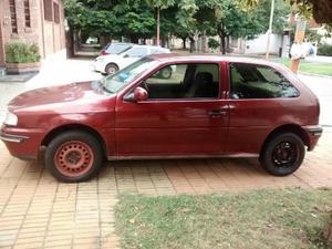 Volkswagen Gol 3P GLD 1.6 usado  kms