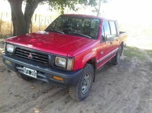 Vendo Mitsubishi Lx4