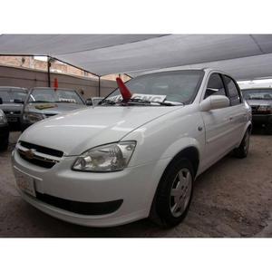 Se vende por agencia Chevrolet Classic LS