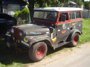 Jeep Ika Inhibido